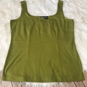 W by Worth sleeveless top size large